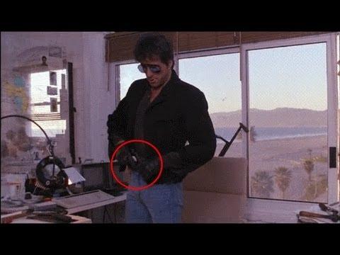 Great Movie Mistakes COBRA 1986 YouTube