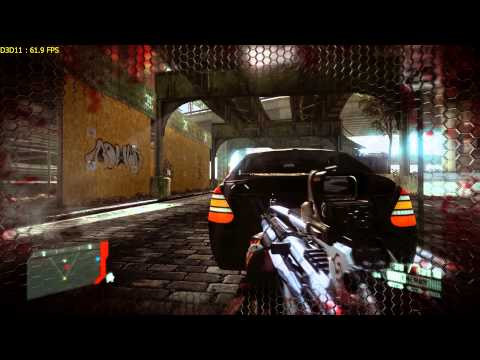 Crysis 2 BlackFire's mod na GTX 980