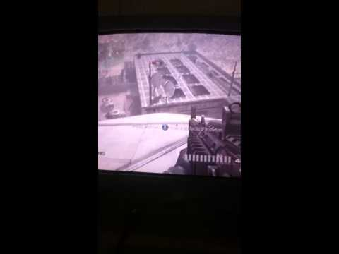 Knockback mw3 awsome
