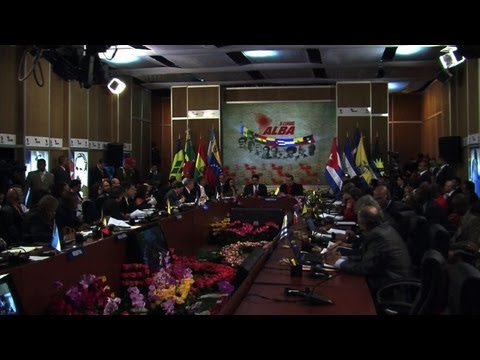 Venezuela's Chavez hosts regional summit