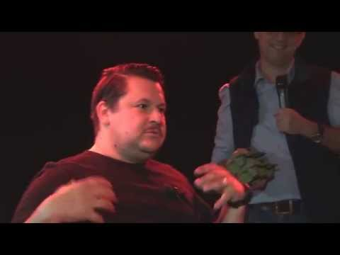 Ruleta cu ouă: Mihai Bobonete vs. George Zafiu