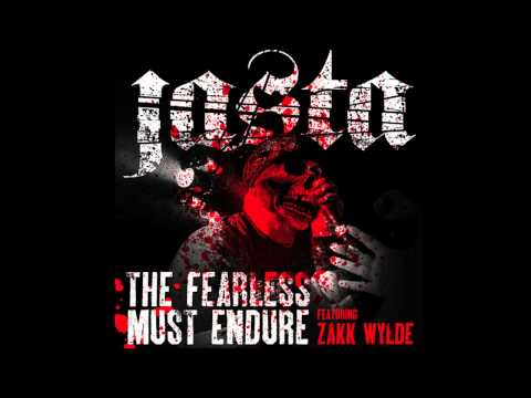 Jasta - The Fearless Must Endure (Featuring ZAKK WYLDE)