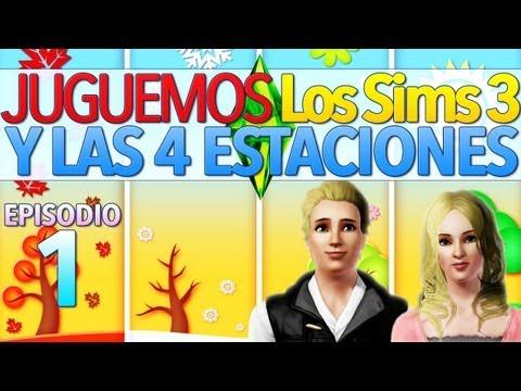 Los Sims 3 Y las Cuatro Estaciones - Parte 1: Un nuevo comienzo (Review y Primeras impresiones)