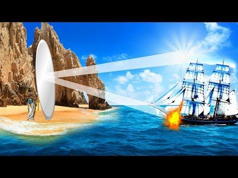 2 हजार साल पहले आर्किमिडीज के बनाए हथियारों को नहीं जानते| The inventions of Archimedes| Biography