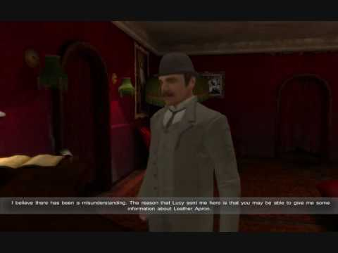 Sherlock Holmes Vs Jack the Ripper - Part 6