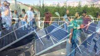 RES 2 - Ege University - Photovoltaic Pilot Course - IZMIR