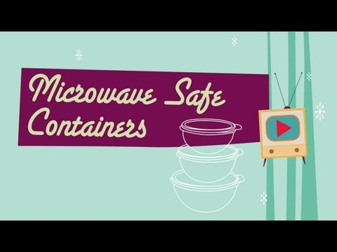 Containers to Use