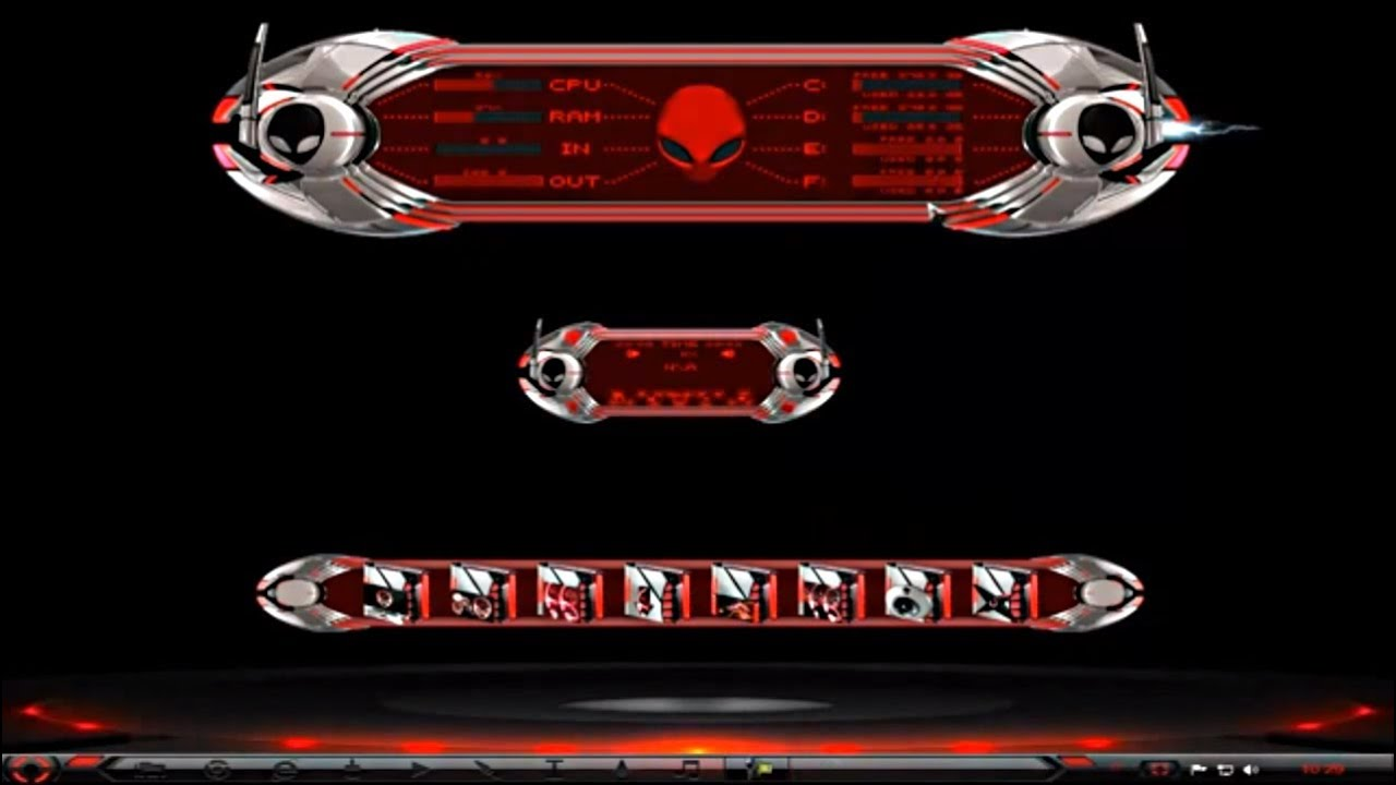 Alienware Invader Icons Alienware Invader
