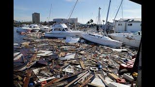 Hurricane Michael deals crushing blow to the Panama City Marina