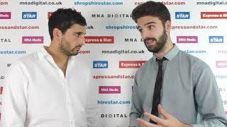 Walsall video: Joe Edwards on the mend