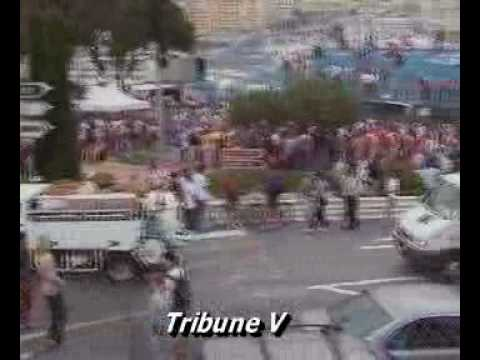 F1 Monaco Grandstand V
