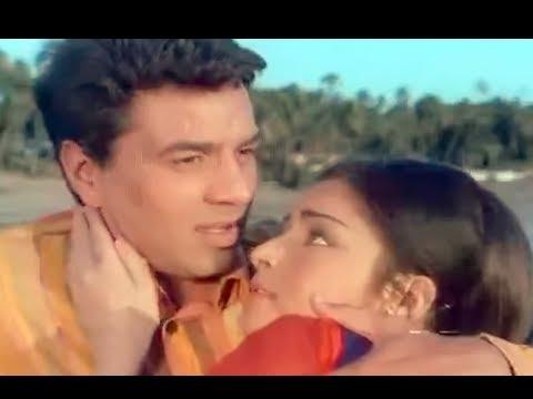 Jhilmil Sitaron Ka - Happy - Dharmendra & Rakhee - Jeevan Mrityu...