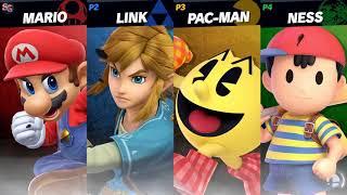 Super Smash Bros. Invitational - Cosplayer Free For All - E3 2018 HD