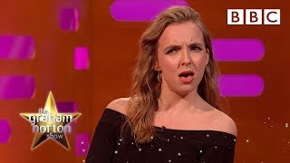 Jodie Comer and Rebel Wilson reveal their shocking fan experiences! - BBC The Graham Norton Show