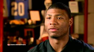 Marcus Smart : Lessons Learned from Incident, Ban