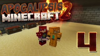 LA MINA MISTERIOSA | #APOCALIPSISMINECRAFT2 | EPISODIO 4 | WILLYREX Y VEGETTA
