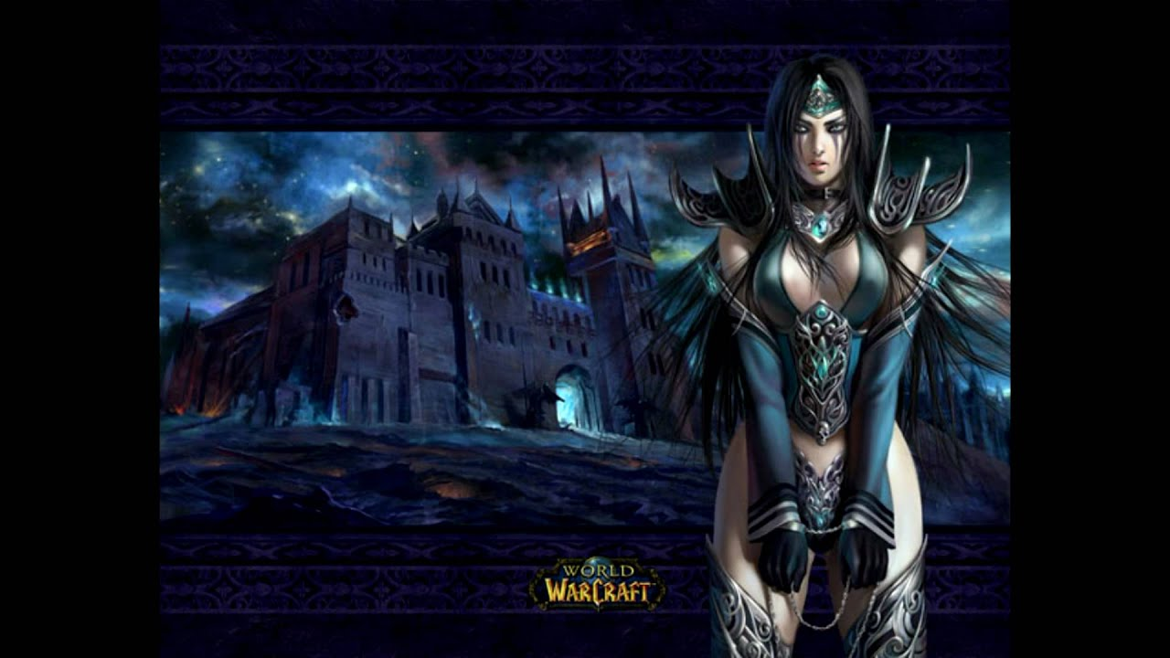Sexy world of warcraft elf porn vids naked photo