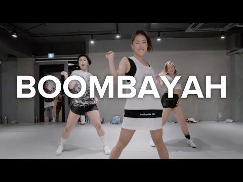 開始Youtube練舞:Boombayah-Blackpink | 個人自學MV