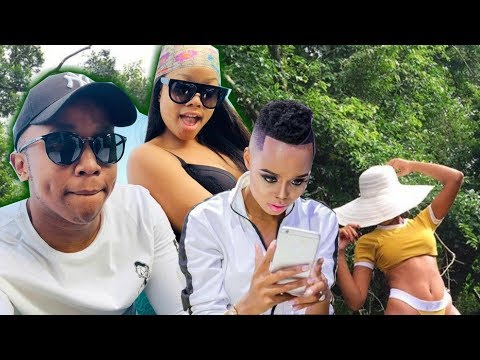 Junior Derocka Takes Lover To Thailand And Duma Ntando Goes To The Bush