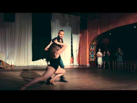 Sarah + Jorge Brazilian Zouk Performance @ ZNL 2015