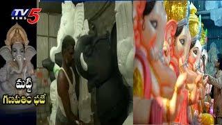 All Set For Ganesh Chaturthi At Tirupati