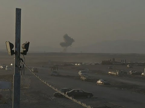 US Airstrike Targets Militants in Iraq