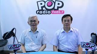 2018-06-25《POP撞新聞》黃清龍 專訪 政大國關中心研究員 劉復國