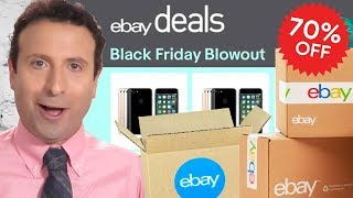 Top 10 EBAY Black Friday 2019 Deals