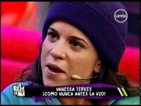 Vanessa Terkes confirma su relaci�n amorosa en 'La Noche es M�a