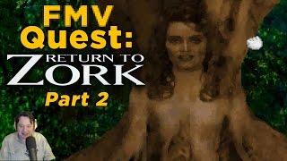 Justin Returns to Zork Again: Part 2 — FMV QUEST, Episode 2