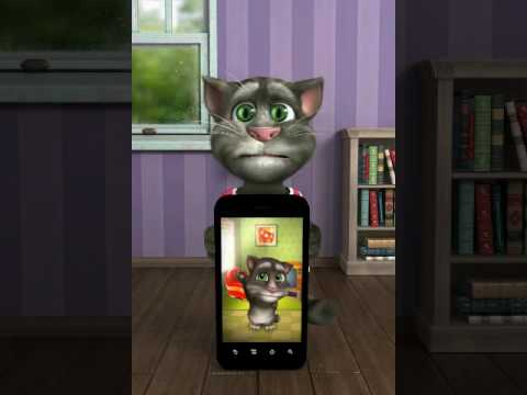 Chanda chamke cham cham by talking Tom 2