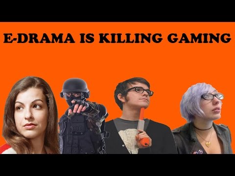 Rant: Will Internet Drama Ruin The Gaming Industry?