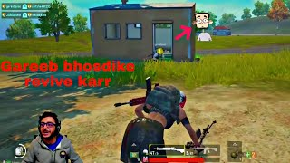 GREEEB TEERI GAND MARLONGA BHOSDIKE | NO ONE REVIVING CARRY | CARRYISLIVE | PUBG MOBILE HIGHLIGHTS