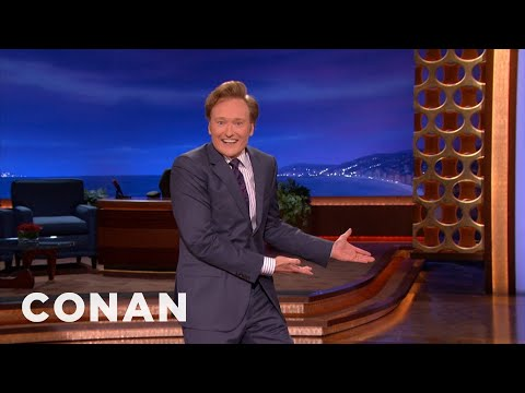 Monologue  04/25/12 - CONAN on TBS