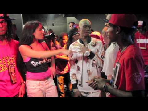 Soulja Boy & SODMG LIVE in ATL at Soulja Boy's 22nd Bday Party!!! - John Boy - Turn Up Season Ep. 2