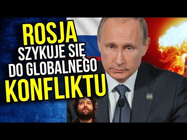 Generałowie NATO USA: Rosja Szykuje się na Globalny Konflikt. Polska Zagrożona.