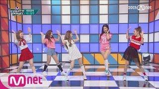 Red Velvet 레드벨벳 39 Dumb Dumb 39 Comeback Stage M Countdown 150910 Ep 442
