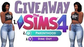 THE SIMS 4 HUGEE GIVEAWAY!!! (CLOSED)