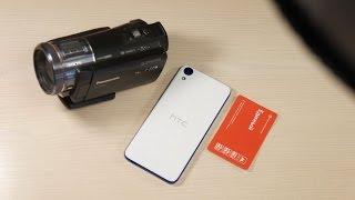 Обзор HTC Desire 628