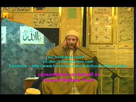 Sheikh Yassir Abdul Basit    Accrington Ramadan 2011 P2    Awesome Qiraat...must Watch!! video