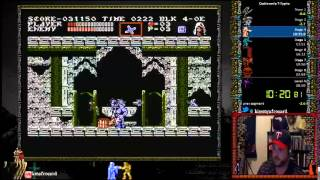 Castlevania III Sypha Speedrun in 28:34