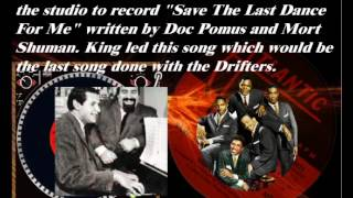 Watch Ben E. King Save The Last Dance For Me video