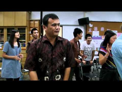 Meiling, Alishan (ali Mountain)   Taiwan Mandarin Song, Welcome Party Ticc 16-10-2011.mp4 video