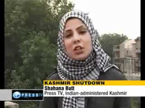 Kashmir shuts down over Indian army brutality