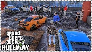 GTA 5 Roleplay - Big Car Sale at Redline Garage | RedlineRP #43