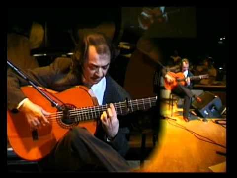 Bollywood Strings - Pepe Habichuela (freestyle) - Violin Chandru - Barbican