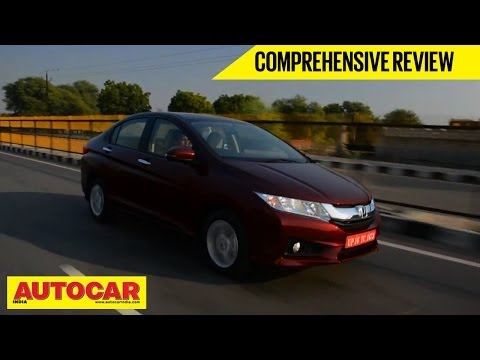New 2014 Honda City   Diesel & Petrol Drive Review Video   Autocar India
