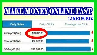 How To Make Money Online 2017  [Case Study 1 Earn $1,000 Per Day]