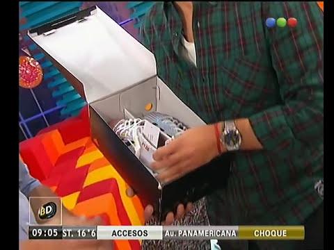 Los botines de Messi - Telefe Noticias