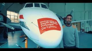Aircraft Maintenance Engineering degree - University of South Wales